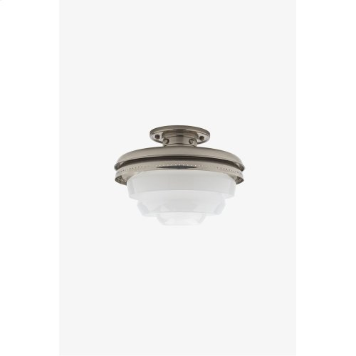 R.W. Atlas Ceiling Flush Mount with Glass Shades STYLE: RWLT02