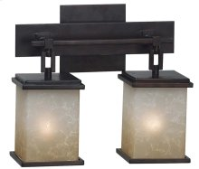 Plateau - 2 Light Vanity