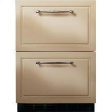 Monogram Double-Drawer Refrigerator Module