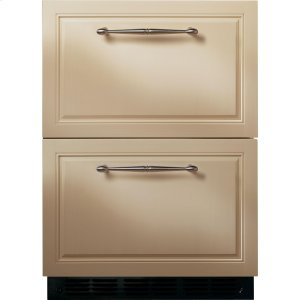 Monogram Double-Drawer Refrigerator Module -