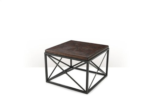 The Brass Bunching Cocktail Table