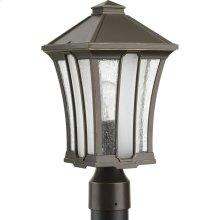 Twain Collection One-Light Post Lantern