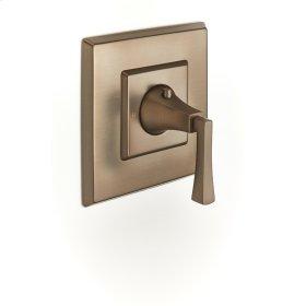 Thermostatic Valve Trim Hudson (series 14) Bronze