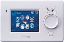 Control4® Ethernet Mini Touch Screen