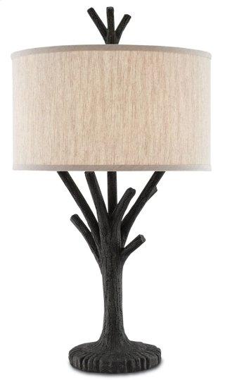 Arboria Table Lamp - 31.25h x 17w x 17d