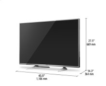 TC-49DX650 4K Ultra HD