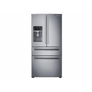 25 cu. ft. 4-Door French Door Refrigerator - STAINLESS STEEL
