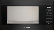 500 Series, 2.1 Cu Ft Built-in Microwave, Black