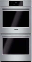 "27"" Double Wall Oven 800 Series - Stainless Steel Product Image"