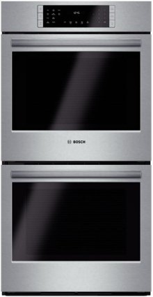 """27"""" Double Wall Oven 800 Series - Stainless Steel"""