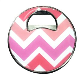 Chevron Magnetic Bottle Opener.