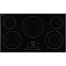 36-Inch Electric Radiant Cooktop with Glass-Touch Electronic Controls Product Image