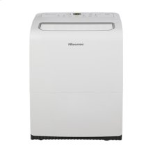 100-Pint Capacity, 1500 sq.ft. coverage, 3-Speed Inverter Dehumidifier with Built-in Pump