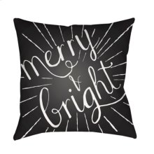 "Merry and Bright HDY-120 20"" x 20"""