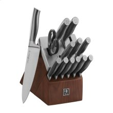 Henckels International Graphite 14-pc Self-Sharpening Knife Block Set