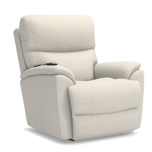 Trouper Power Rocking Recliner w/ Head Rest & Lumbar