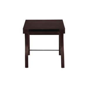 BelloWhether you need a desk for a small space or an occasional workstation, thi...