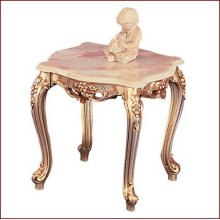 Table 51 Antique Gold