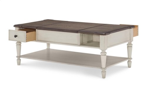 Brookhaven Lift-Top Cocktail Table