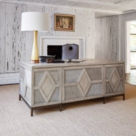 Diamond Executive Desk