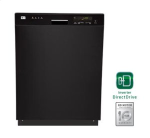 Semi-Integrated Dishwasher with Digital Status Display Product Image