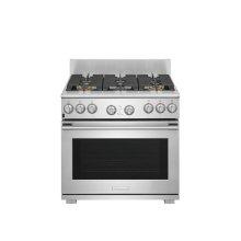 Electrolux ICON® 36'' Dual-Fuel Freestanding Range