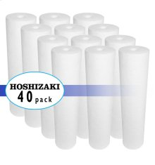E-10 Prefilter Cartridges - 40 Pack