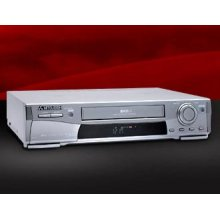 Mitsubishi's top-of-the-line VCR