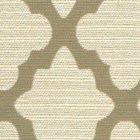 Casablanca Geo Cream Fabric