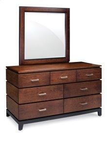 Frisco Dresser Mirror, Frisco Dresser Mirror, Medium