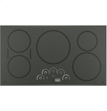 """GE Cafe™ Series 36"""" Built-In Touch Control Induction Cooktop"""