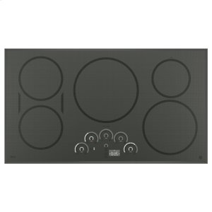 "GE Cafe36"" Built-In Touch Control Induction Cooktop"