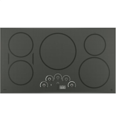 """GE Cafe™ Series 36"""" Built-In Touch Control Induction Cooktop Product Image"""