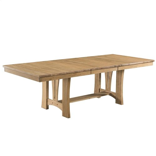 Dining - West End Bungalow Trestle Table