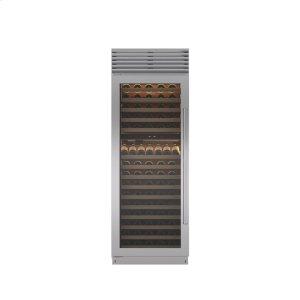 "Subzero30"" Built-In Column Wine Storage"