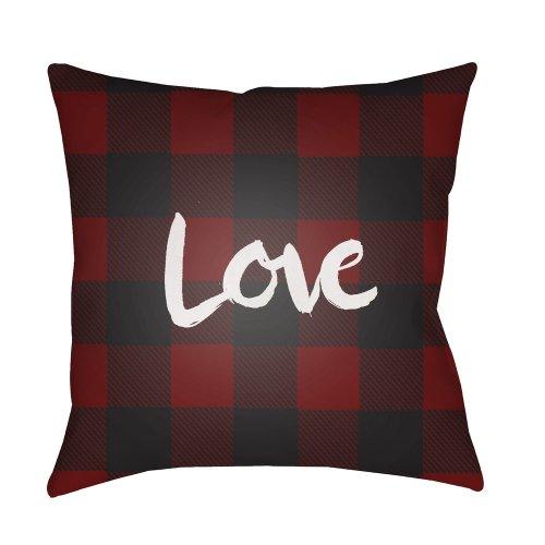 "Love II HEART-020 18"" x 18"""