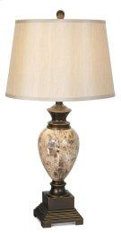 Royal Empress Urn Table Lamp Product Image