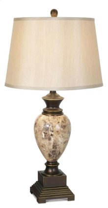 Royal Empress Urn Table Lamp