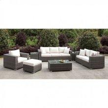 Somani 3 Pc Set + Ottoman + Bench + 2 End Tables