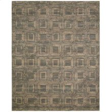 Silken Allure Slk24 Smoke Rectangle Rug 8'6'' X 11'6''