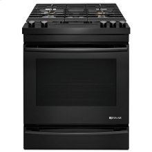 "Jenn-Air® 30"" Gas Range - Black"
