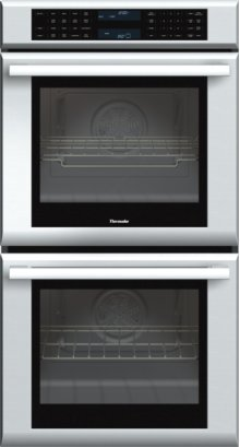 27-Inch Masterpiece® Double Oven MED272JS