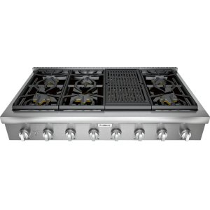 Thermador48-Inch Professional Rangetop