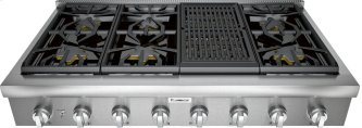 48 inch Professional Series Rangetop PCG486WL