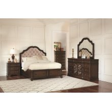 Ilana Traditional Antique Java California King Five-piece Set