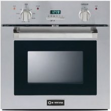 """Stainless Steel 24"""" Self Cleaning Electric Oven"""