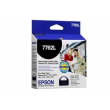Black Fabric Ribbon Cartridge - 7762L