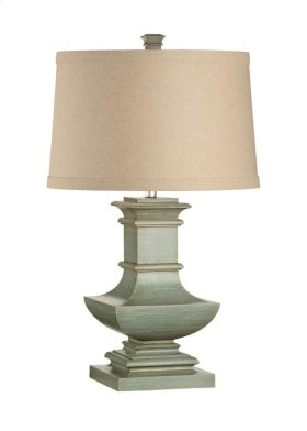 Salem Lamp-french Blue