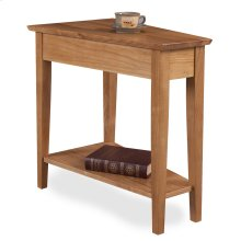Recliner Wedge Table #10074-DS