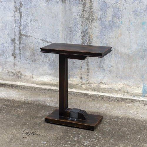 Deacon Accent Table